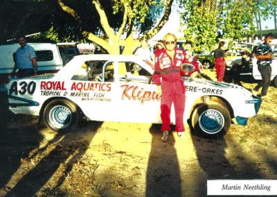 Klipwerf Race Car