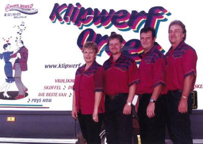 Klipwerf Team